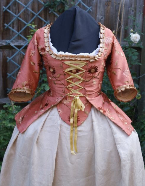18th century jacket