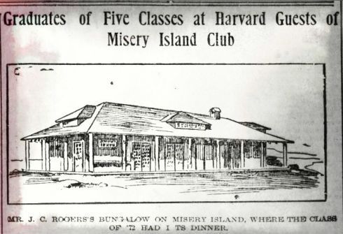 Misery club Bonston Post June 25 1902