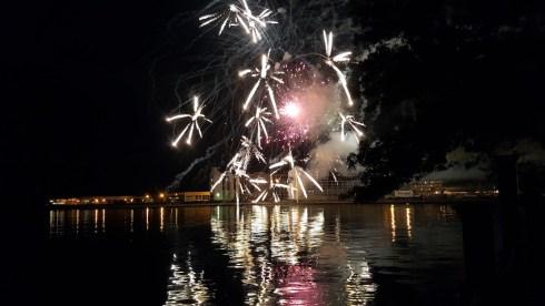 Fireworks Last