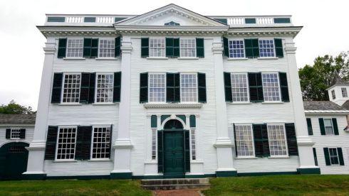 Barrett House exterior