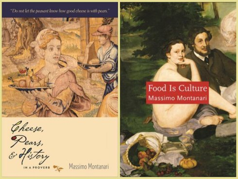 Summer Reading food collage