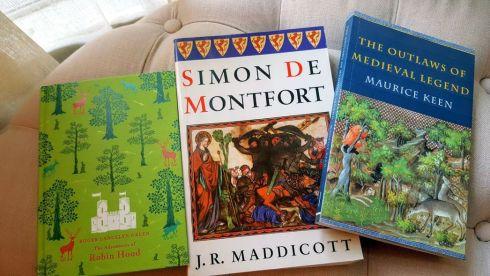 Summer Reading List Medieval