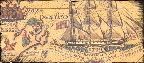 Pictorial MAP Cape Ann