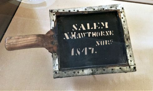 Salem-Custom-House-Hawthorne-stamp