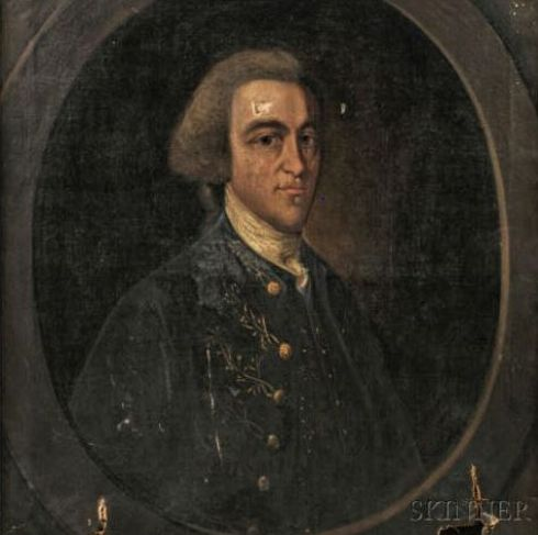 Antiquarian Artist Hancock