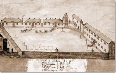 Locked Away Mill Prison