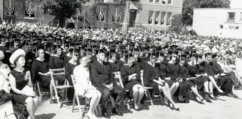 Ceremonial May SSU 1966