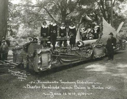 Tercentenary Cavalcade