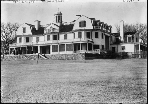 White Court 1900
