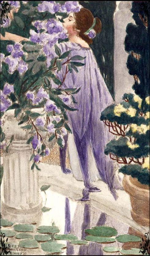 Poison Garden Jessie Willcox Smith