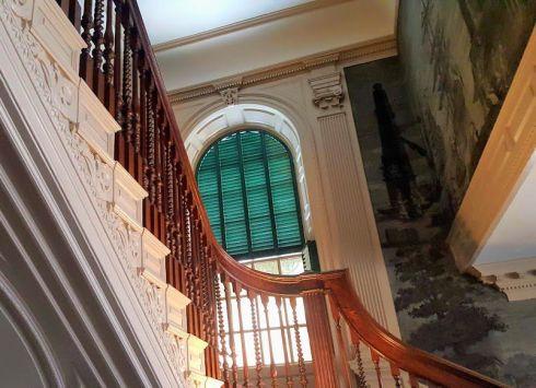 Moffatt-Ladd Stairs