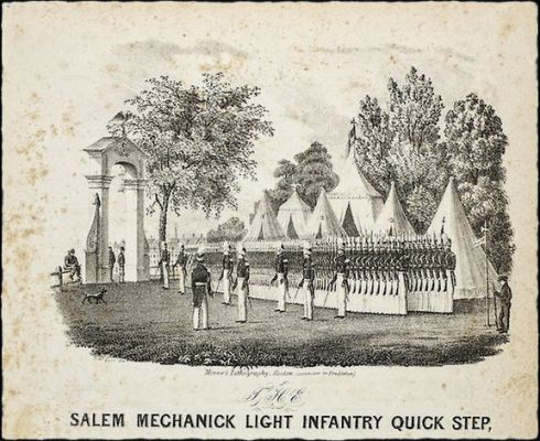 Salem Mechanick Quick Step