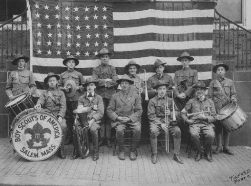 World War I Salem 1918 Liberty Loan