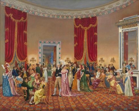 Boardman The-Splendid-Mrs-Madison White House Peter Waddell