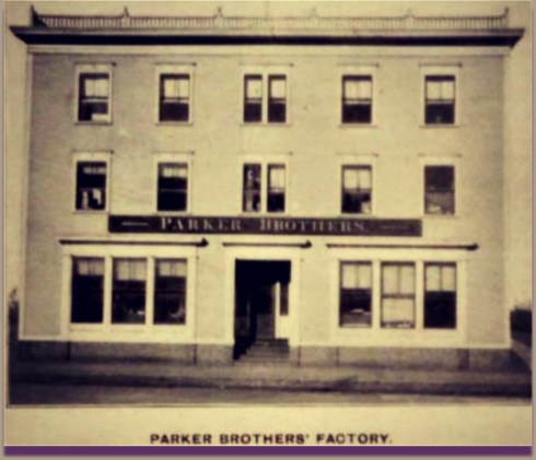 Salem 1897 Parker