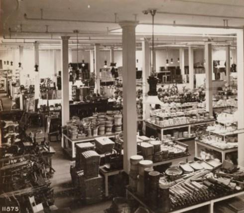 Electric City Almys 1916