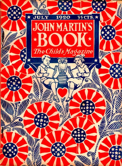 Fourth John Martin_s Book 1920-07