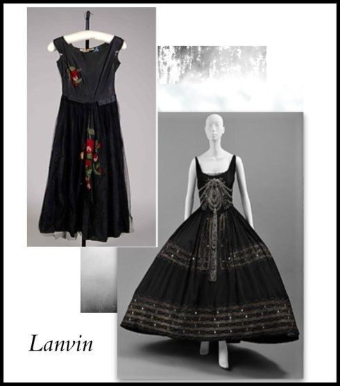 Lanvin Collage