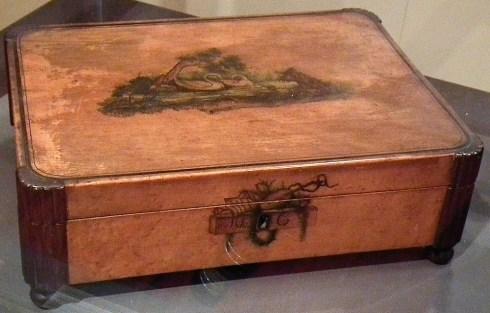 Hannah Crowninshield Work Box (2)