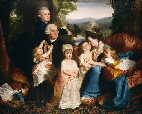 Copley John_Singleton_Copley_-_The_Copley_Family_-_Google_Art_Project