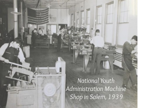 New Deal Machine Shop