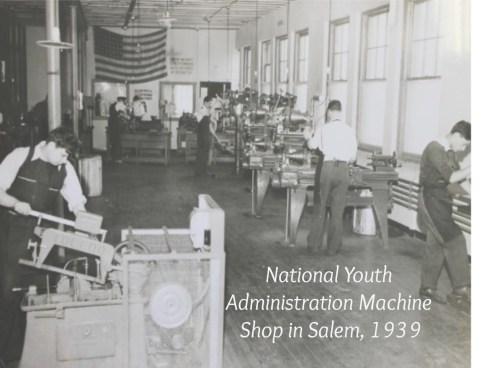 New Deal Machine Shop