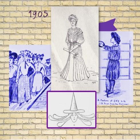 Mosaic 1905