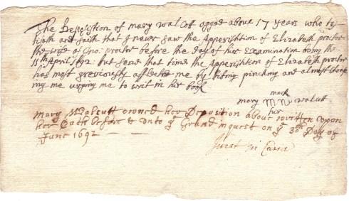 Salem Women of Note Elizabeth Proctor