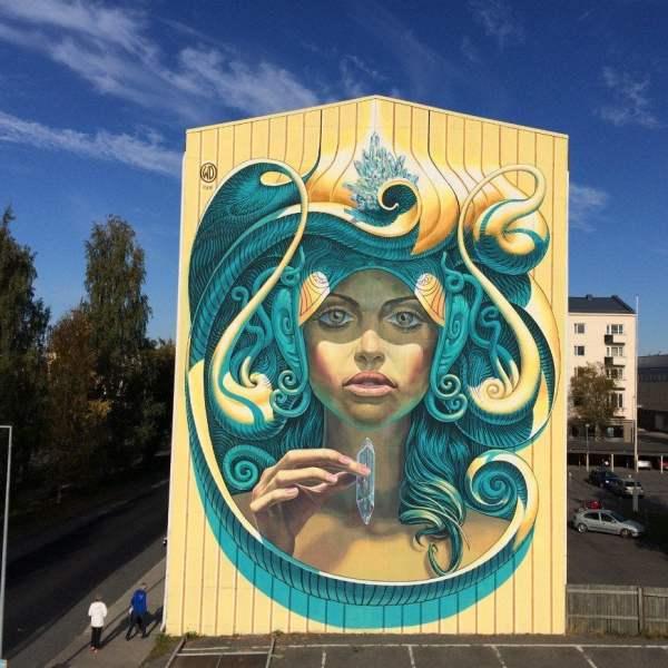 Street Art Murals Drive Wild - Streets Artstreets