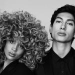 "Vanessa Williams' Daughter 1/2 of ""Lion Babe"""