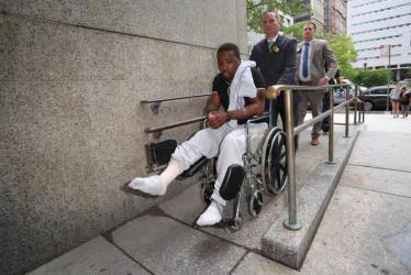 Troy Ave Arraigned in Court, Bail Denied