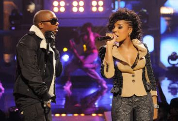 Ashanti Hits The Road With Ja Rule