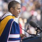 Obama Gives Speech at Howard University