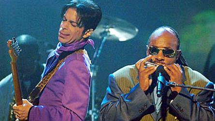 Stevie Wonder Spekas Out About Prince