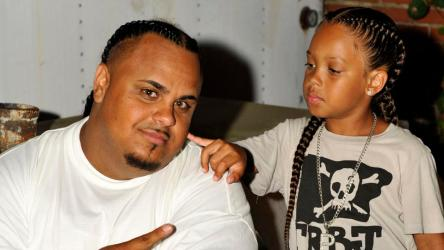 LIL POOPY FATHER WAS ARRESTED ON RICO
