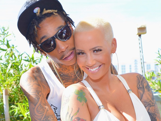 Wiz Khalifa And Amber Rose Divorce Settlement
