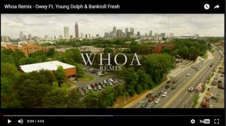 [Video] Owey ft Young Dolph & Bankroll Fresh - Whoa Remix