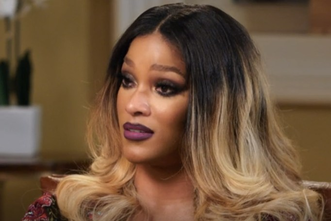 LHHATL's Joseline 'I Didn't Know I Was Pregnant'
