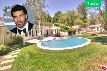 Drake Bought Neighbor's House, They Complained About Noise