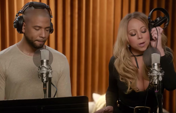 [EmpireFOX] Mariah Carey & Jussie Smollett – Infamous