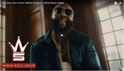 "[Video] Rick Ross ""No U-Turns"""