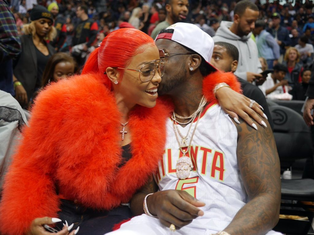 Gucci Mane & Keyshia Ka'oir Engaged