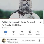 [Video] Behind the Lens with Rayski Baby and Da Deputy – Right Now @rayskibaby @dadeputy