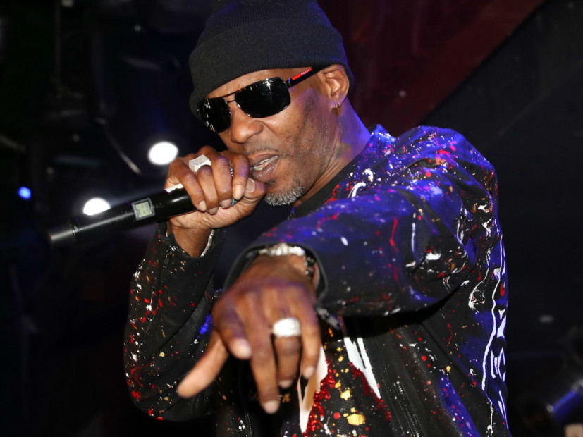 DMX Voluntarily Checks Into Rehab Program