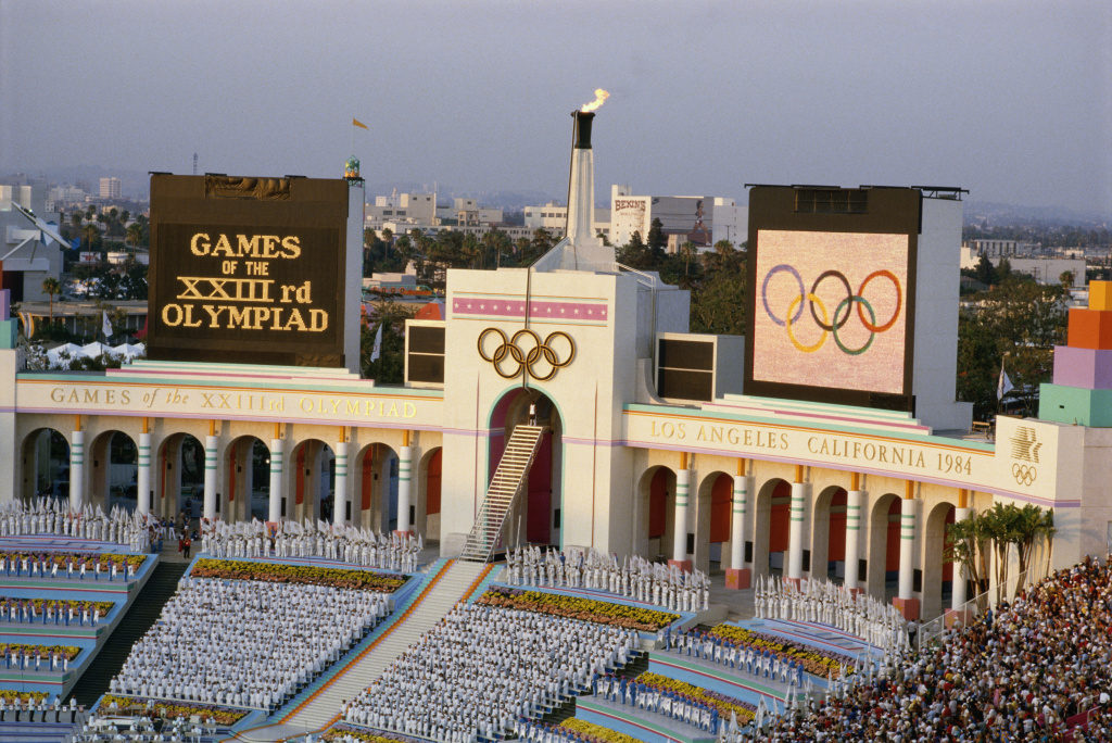 Los Angeles to Host 2028 Summer Olympics