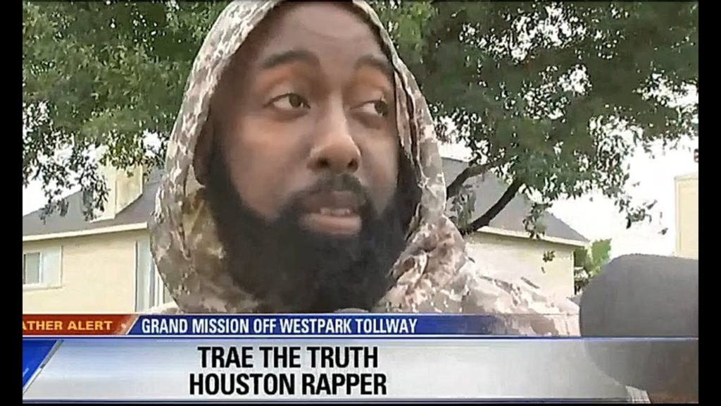 Trae Tha Truth Rescues Hurricane Victims