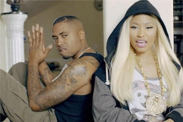 Nicki Minaj & Nas Break up