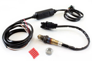 AEM Inline Air/Fuel Controller Kit Contents