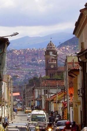 Colombian street talk
