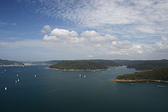 South End of Pittwater